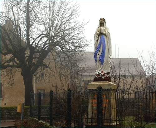 Mariabeeld Changy Tourny
