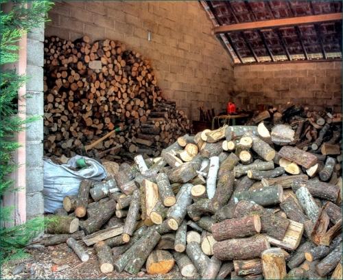 houtvoorraad