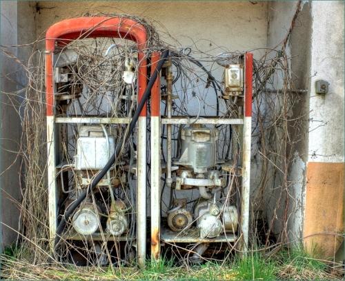 benzinepompen