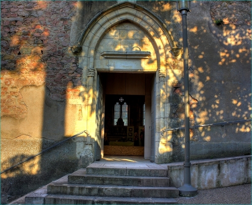 Chapelle Sainte Avoye La Clayette