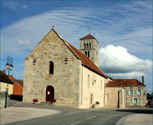 Eglise Martigny le Comte