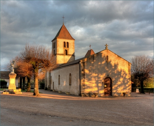 Eglise Ligny-en-Brionnais