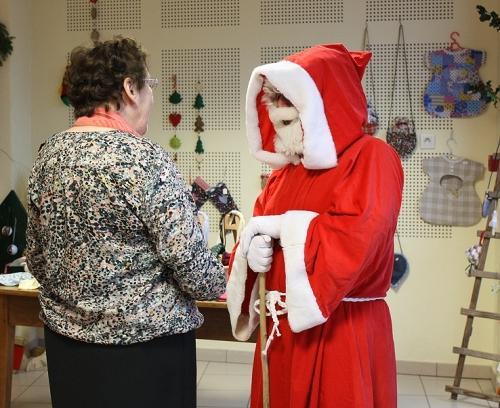 Marché Père Noël