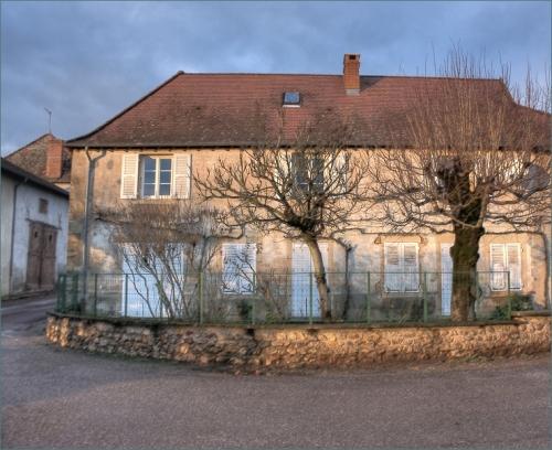 Bourg Ligny-en-Brionnais