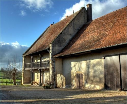 La Grange Plassard - Amanzé