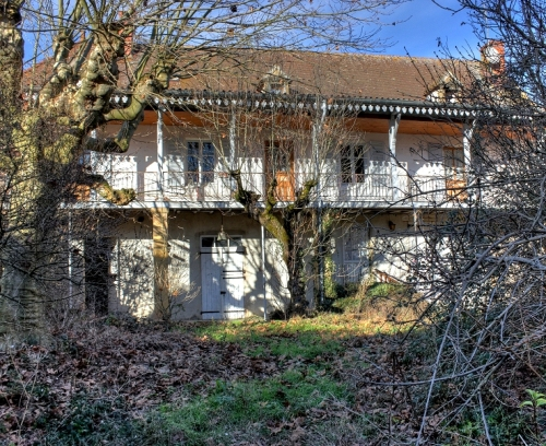 le site Guttenberger - Saint Julien de Civry