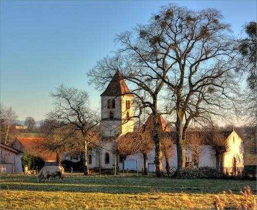 Eglise Ligny en Brionnais
