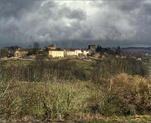 Semur-en-Brionnais