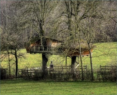 Cabane des Deux Frênes