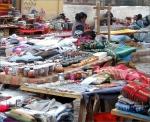 markt in de Andes