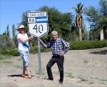 weer de Ruta 40