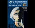 Affiche Expo La Verrerie 2015