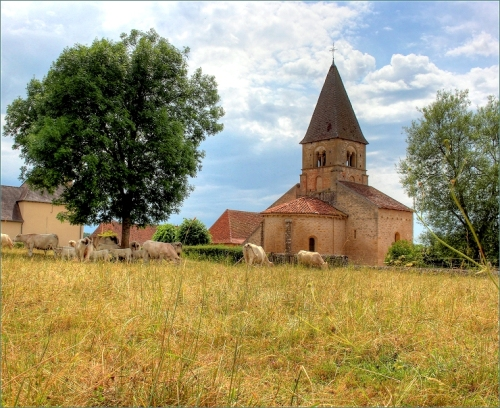Eglise Changy