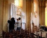 L'arrivée de l'orgue de Charolles 3