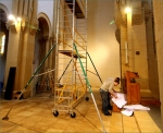 L'arrivée de l'orgue de Charolles 4