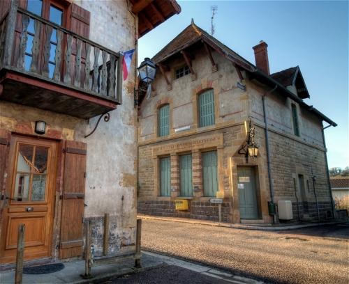 La Poste Châteauneuf