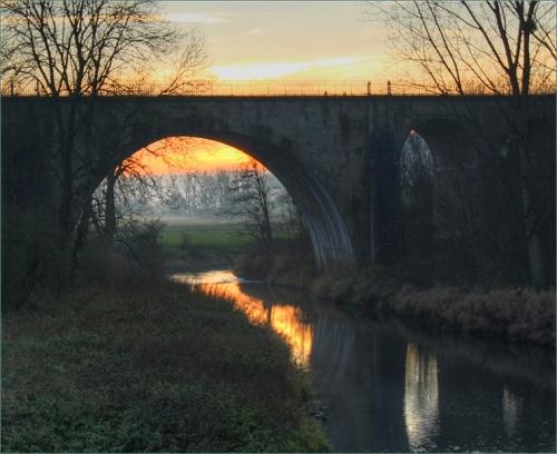 l'Arconce Lugny lès Charolles