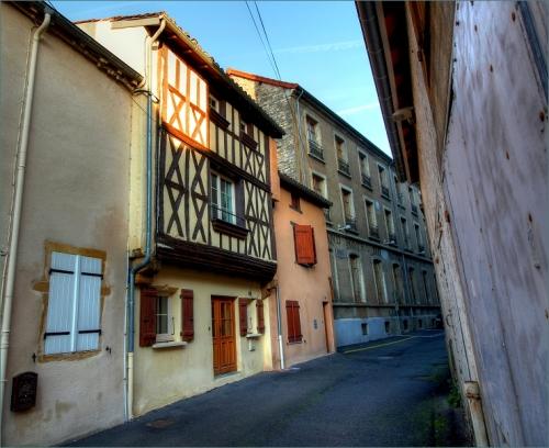 Rue Dame Dieu - Paray-le-Monial