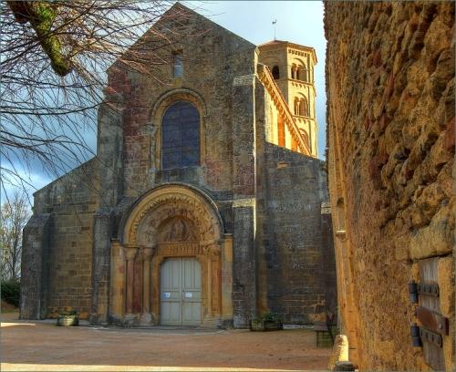 Eglise Anzy-le-Duc