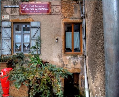 Rue des Provins Charolles