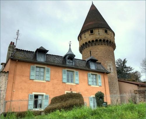 Chemin des Trepasses Cluny