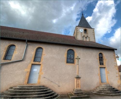 Eglise Saint Julien de Civry