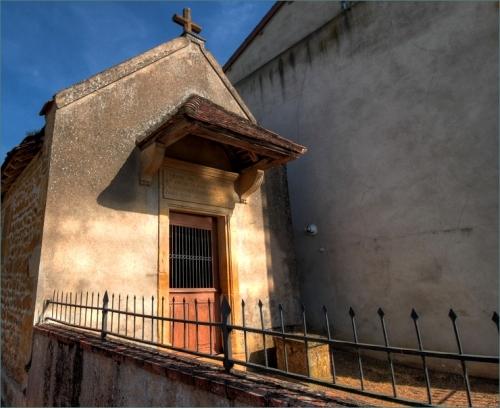 La Chapelle des Abergeries - Marcigny