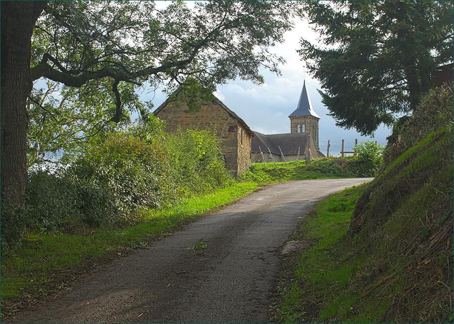 Eglise Amanzé